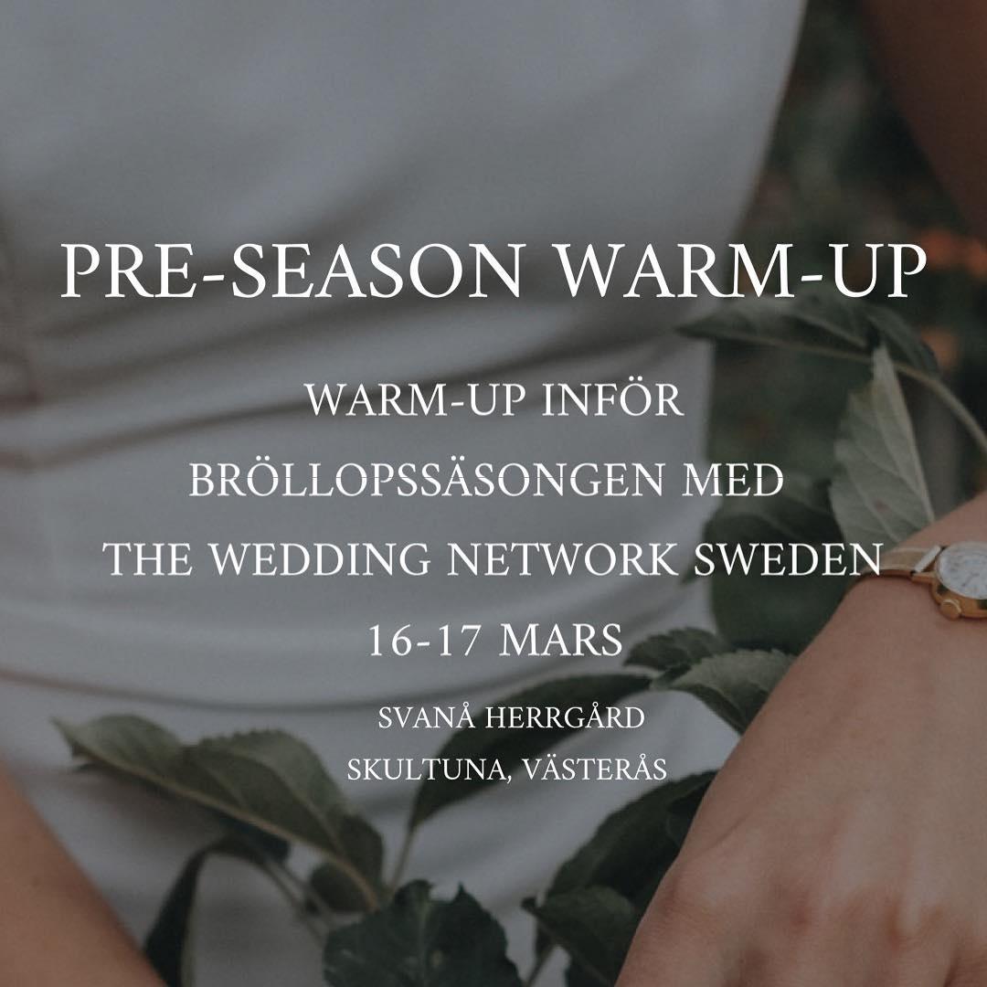 Bröllopsworkshop för fotografer på Svanå Herrgård i mars
